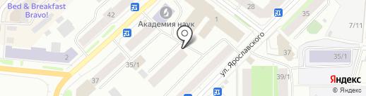 Loo's Lab на карте Якутска