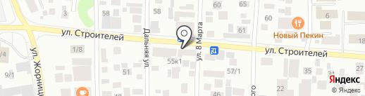 Оптово-розничная фирма на карте Якутска