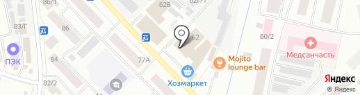 Оптика МИО на карте Якутска