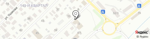 Sto Pro на карте Якутска