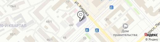 ONdesign на карте Якутска