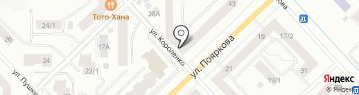 Сладкие мечты на карте Якутска