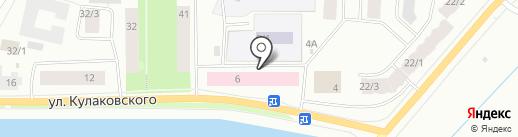 Больница на карте Якутска