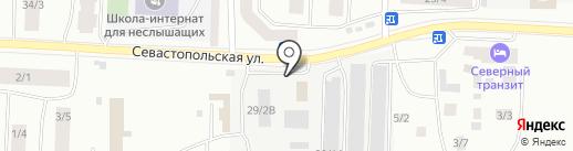 Дары Востока на карте Якутска