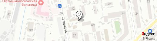 Халяль на карте Якутска