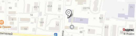 Северо-Восточный федеральный университет им. М.К. Аммосова на карте Якутска