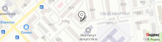 Лермонтова, 31/5, ТСЖ на карте Якутска