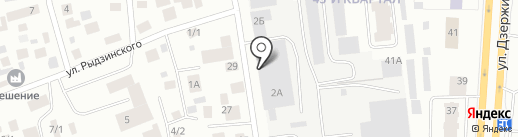 Кабачок на карте Якутска