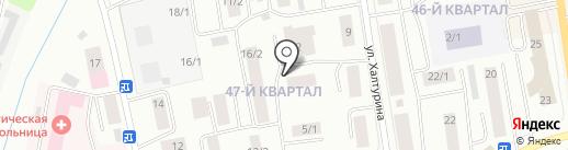 АЛТЕХ на карте Якутска