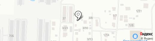 СВОЙ ЧЕЛОВЕК на карте Якутска