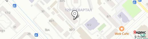 Вестник СВФУ на карте Якутска