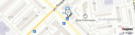Магазин колбасных изделий на карте Якутска