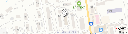 ЛЕГО на карте Якутска
