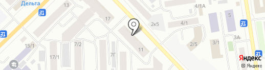 Банкомат, Совкомбанк, ПАО на карте Якутска