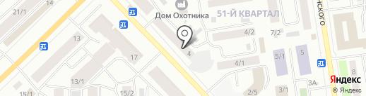 AV Holiday на карте Якутска