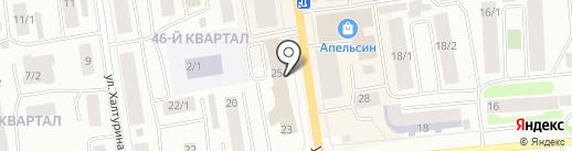 Банк ВТБ 24, ПАО на карте Якутска