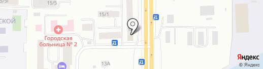 DA VINCI на карте Якутска