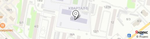 Якутский расчетный центр на карте Якутска
