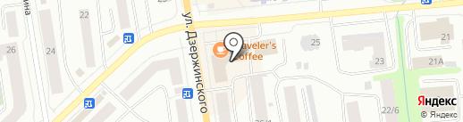 KokoS на карте Якутска