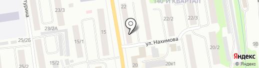 FUNNY BOX на карте Якутска