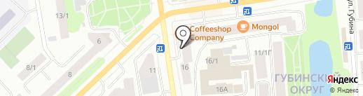 Ормикс на карте Якутска