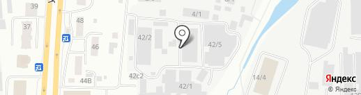 АБВГДейка на карте Якутска
