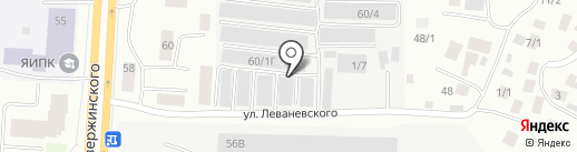 Sheriff на карте Якутска