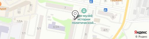 Служба заказа автовышки на карте Якутска