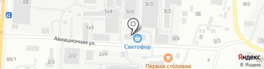 Клёвое место на карте Якутска