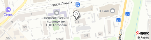 Адвокатский кабинет Дорохина Е.Г. на карте Якутска
