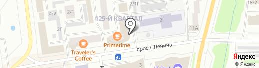 Министерство по делам молодежи и семейной политике Республики Саха (Якутия) на карте Якутска