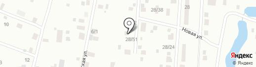 Уус Саха на карте Якутска