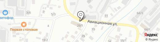 АвтоКлининг & Протектор на карте Якутска