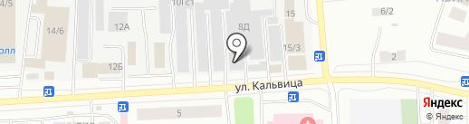 Больше Меньше на карте Якутска