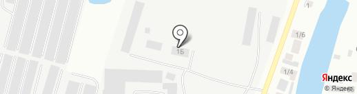 Центр хозяйственного и сервисного обслуживания на карте Якутска