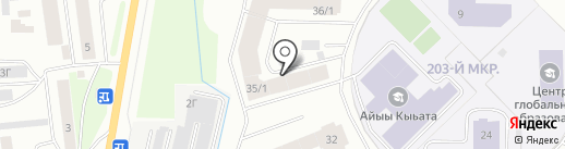 Спецснаб на карте Якутска