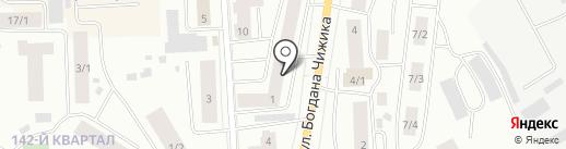 Гермес на карте Якутска