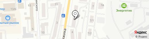 Цезарь на карте Якутска
