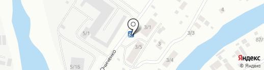 Служба заказа катафалка на карте Якутска