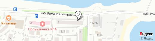 Эксперт на карте Якутска