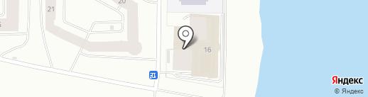 Сэттэ на карте Якутска