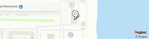 Клуб Софи на карте Якутска