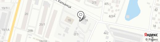 Туймаада-Инжиниринг на карте Якутска