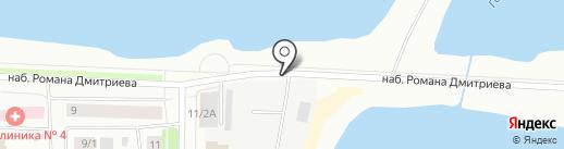 Coffee Pit-Stop на карте Якутска