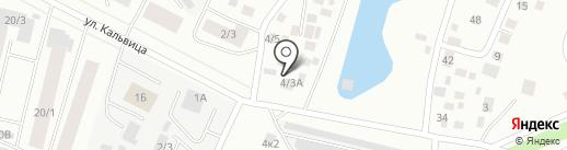 Garage на карте Якутска