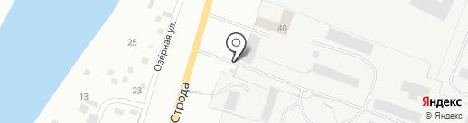 ЯкутскСталь на карте Якутска