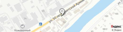 Чаплин Club на карте Якутска