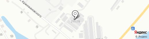СервисАвто на карте Якутска