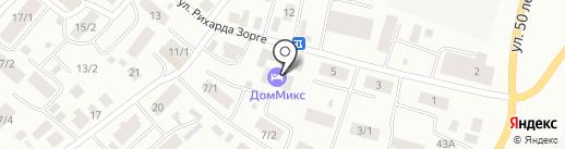 DOM MIX на карте Якутска