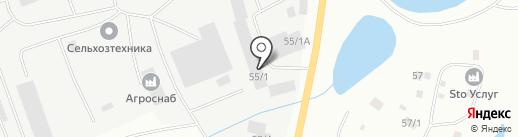 Аква Premium на карте Якутска